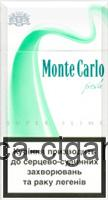 Monte Carlo Super Slims Fresh Menthol